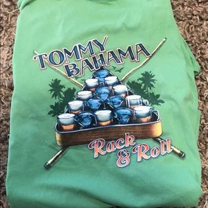 Tommy Bahama Graphic T Shirt XXL